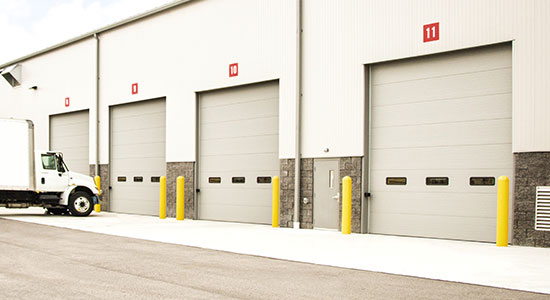Precision Commercial Garage Doors Baltimore Repair Overhead